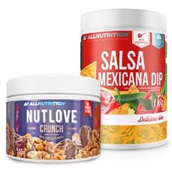 Nutlove Crunch 500g + Salsa Mexicana Dip 1000g