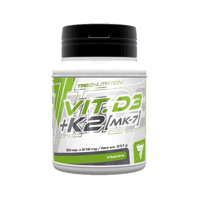 Trec VIT. D3 + K2