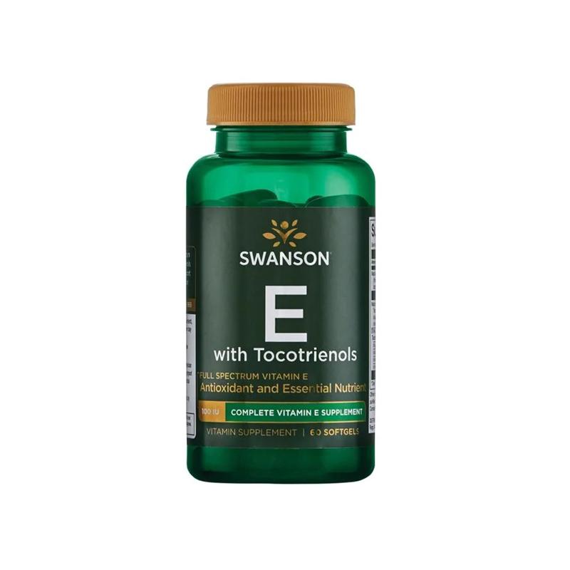 Swanson Vitamin E with Tocotrienols