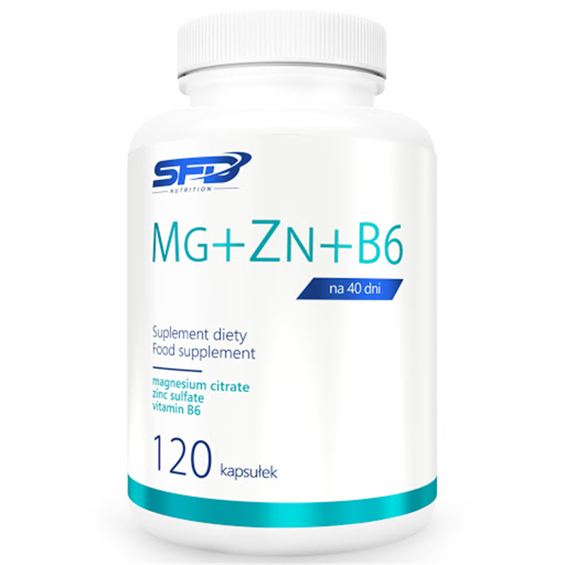 SFD NUTRITION MG + ZN + B6
