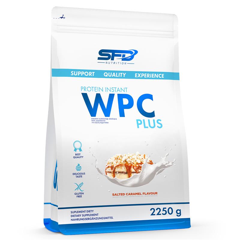 SFD NUTRITION Wpc Protein Plus