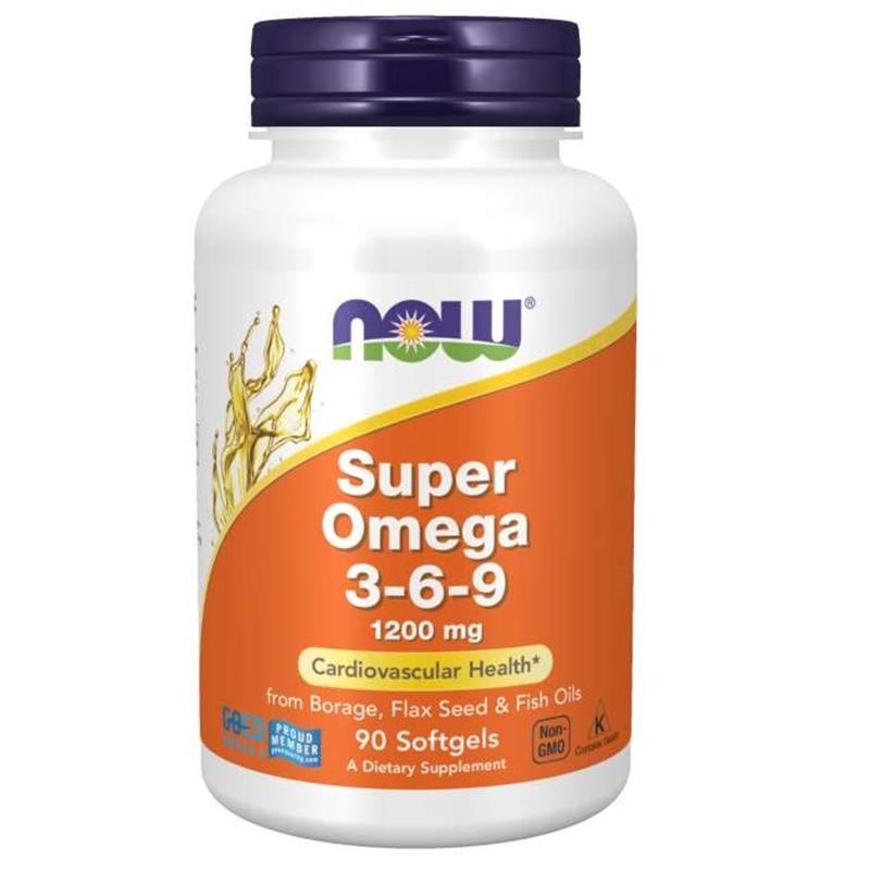 Now Super Omega 3-6-9