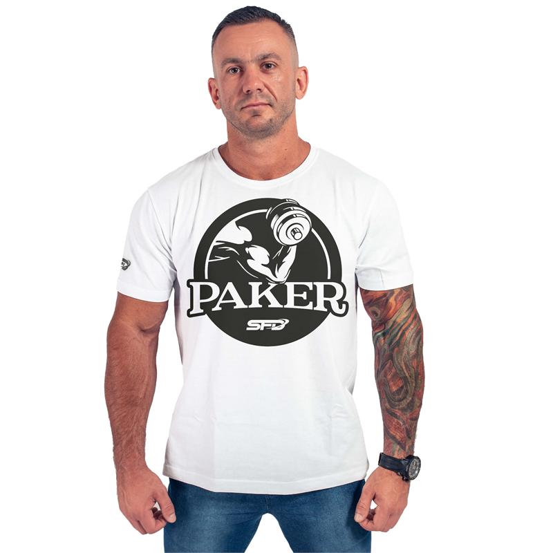 "SFD NUTRITION T-shirt ""PAKER"""