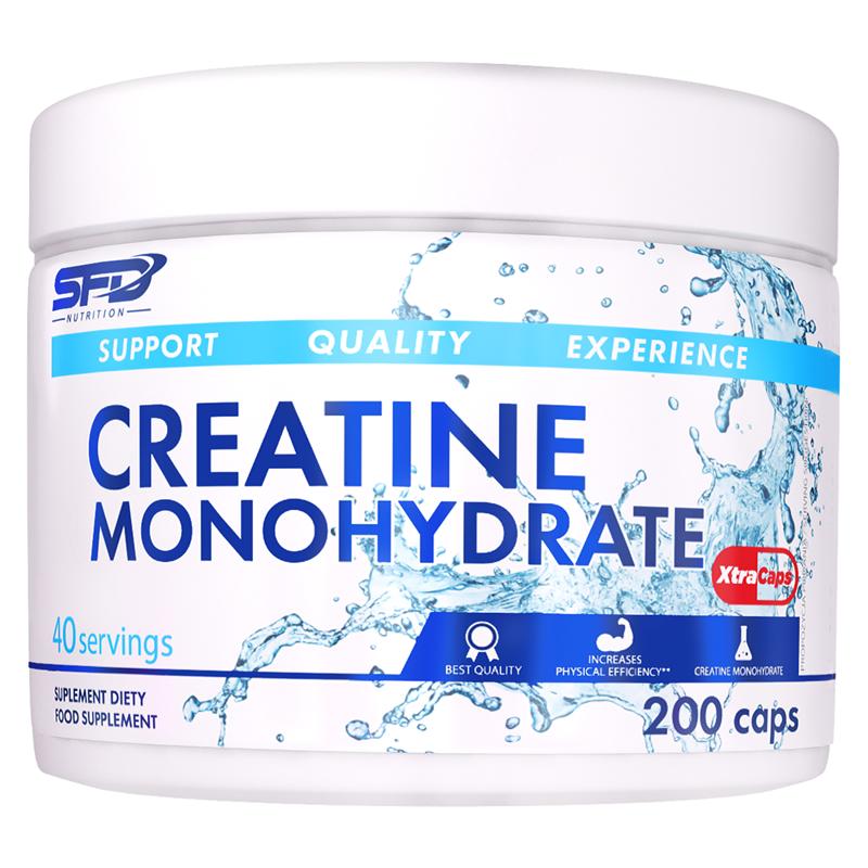 SFD NUTRITION Creatine Monohydrate XtraCaps