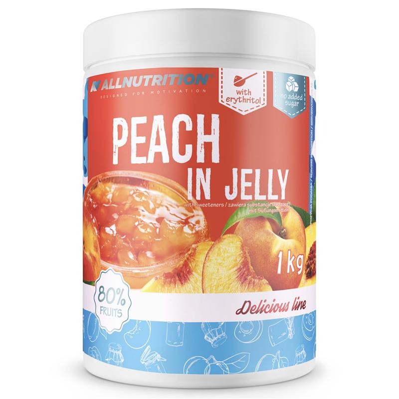 ALLNUTRITION Peach in Jelly