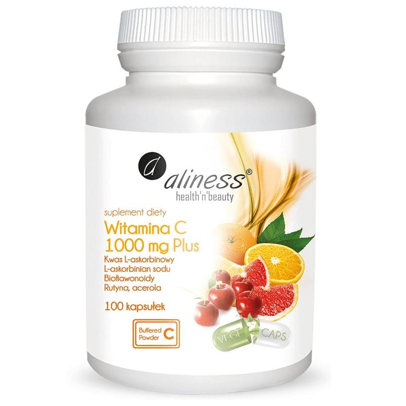 Medicaline Witamina C 1000 mg Plus