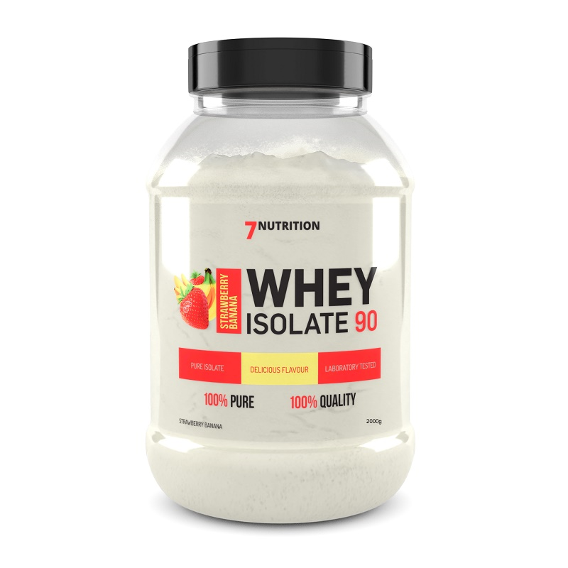 7Nutrition Whey Isolate 90