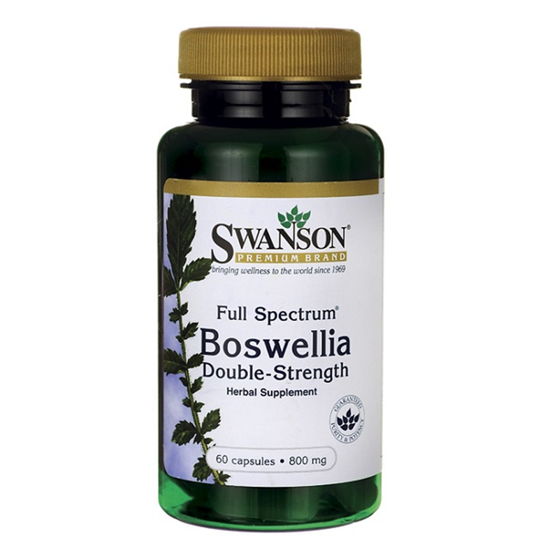 Swanson Full Spectrum Boswellia Double Strength