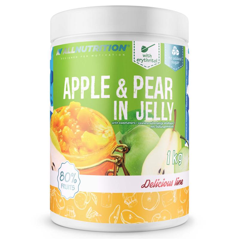 ALLNUTRITION Apple & Pear In Jelly