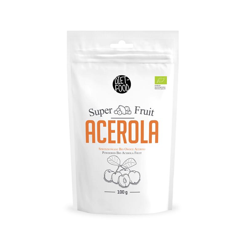 Diet Food Bio Acerola