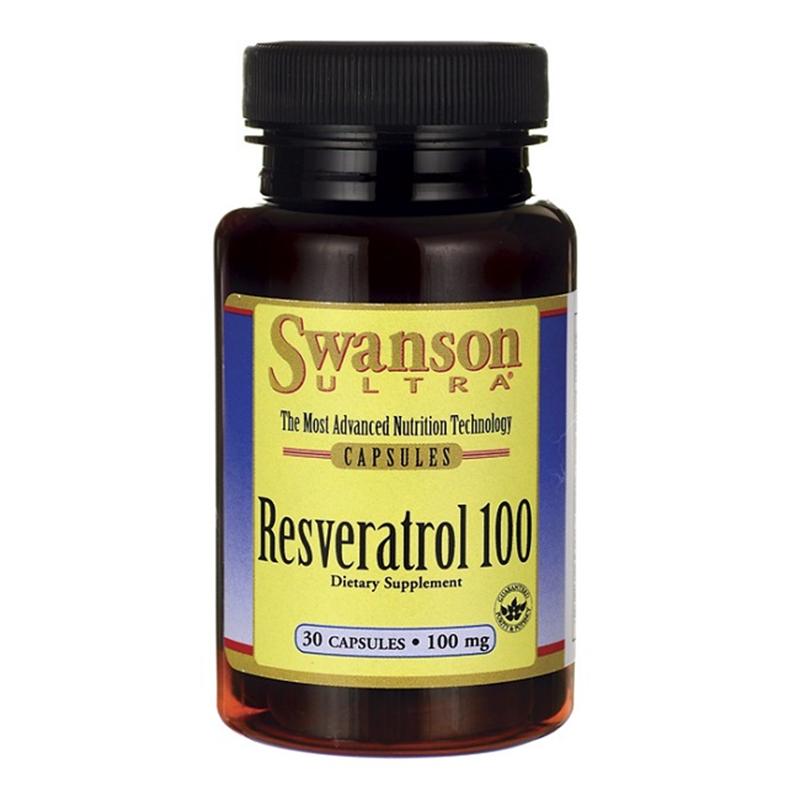Swanson Resveratrol 100
