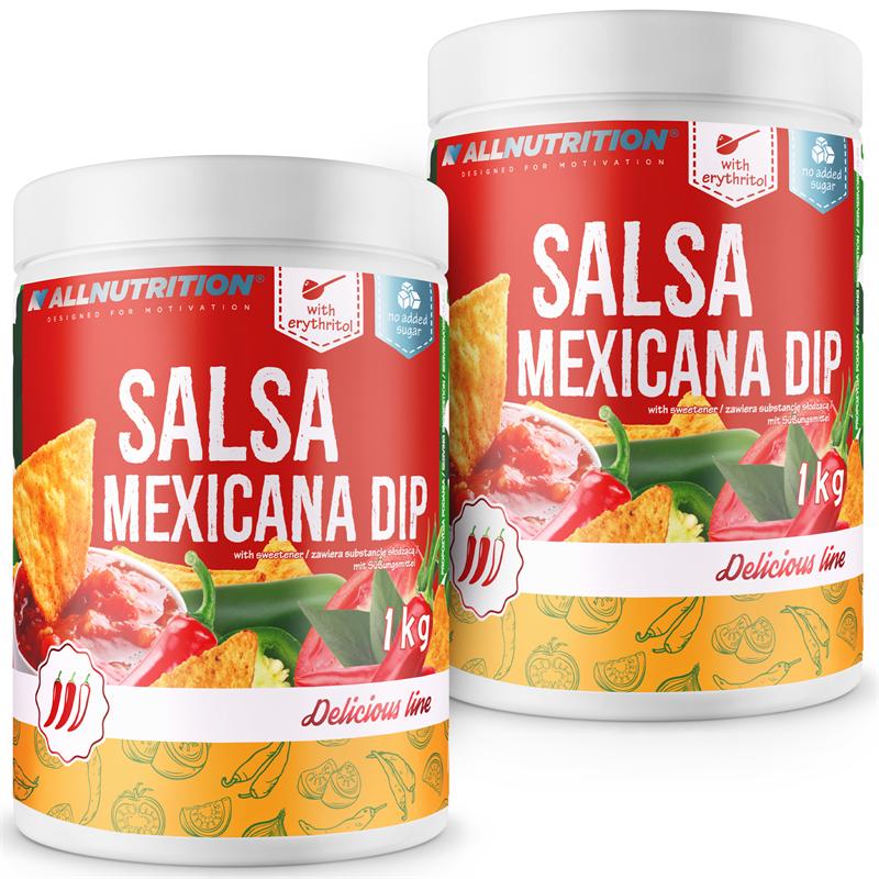 ALLNUTRITION 2x Salsa Mexicana Dip 1000g