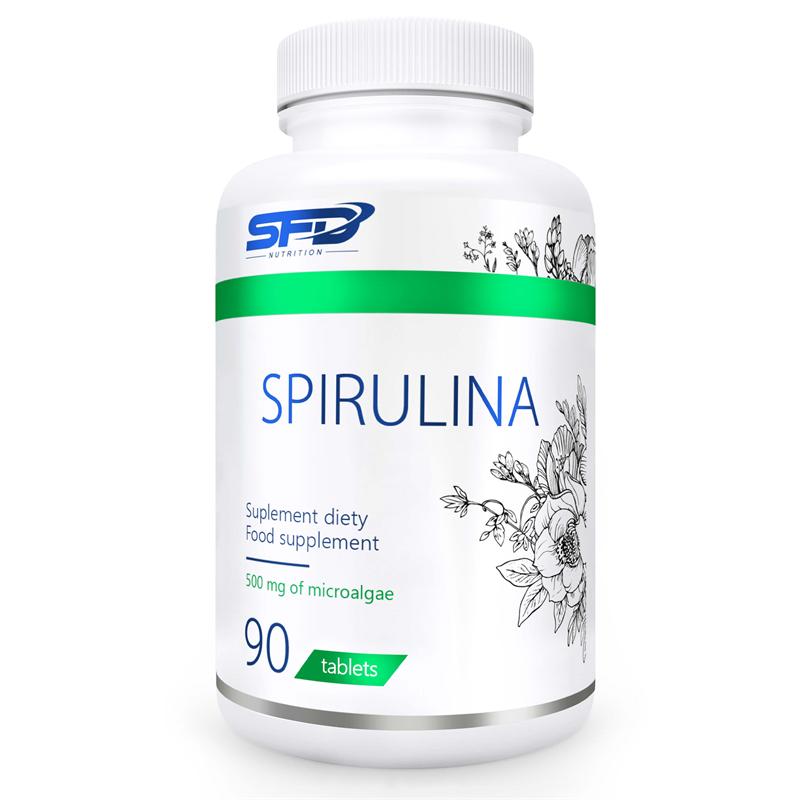 SFD NUTRITION Spirulina