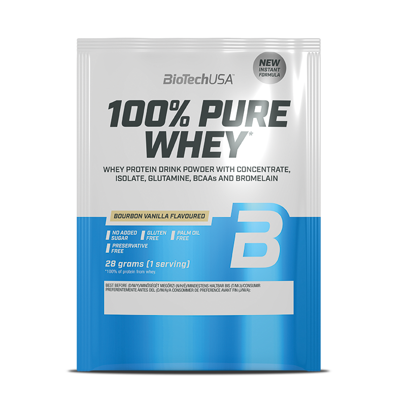BioTechUSA 100% Pure Whey