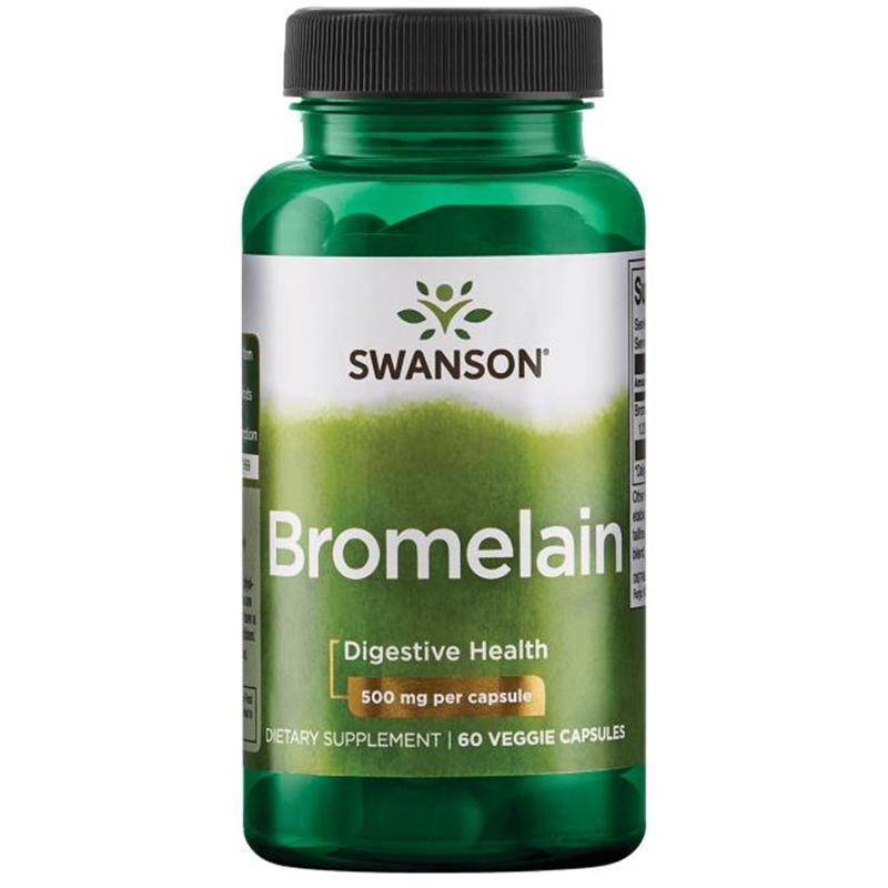 Swanson Bromelain