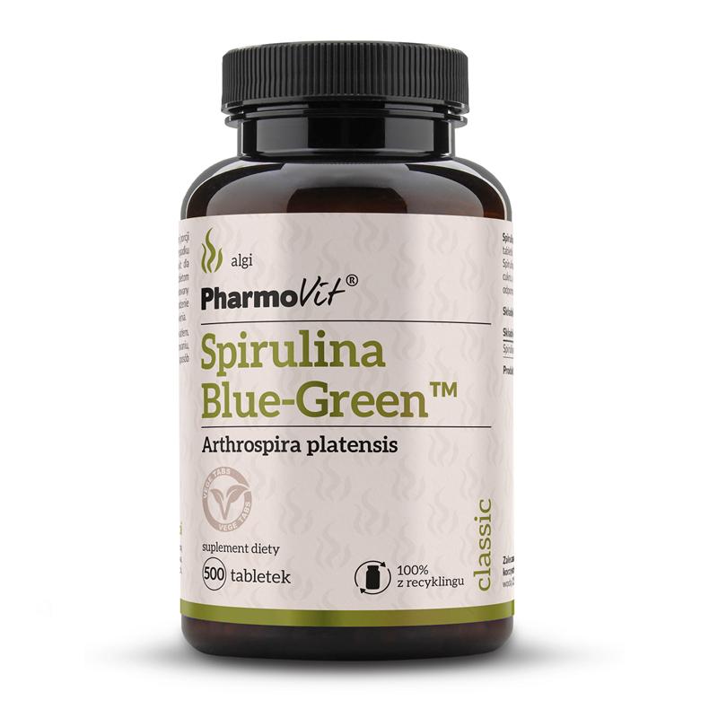 Pharmovit Spirulina