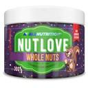 ALLNUTRITION Nutlove Wholenuts - Arachidy W Ciemnej Czekoladzie 300g