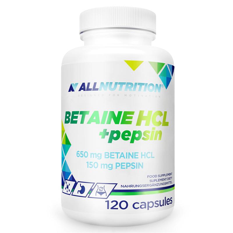 ALLNUTRITION Betaine HCL + Pepsin