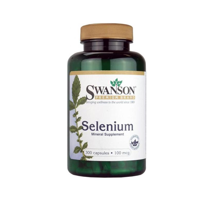 Swanson Selenium (L-Selenomethionine)