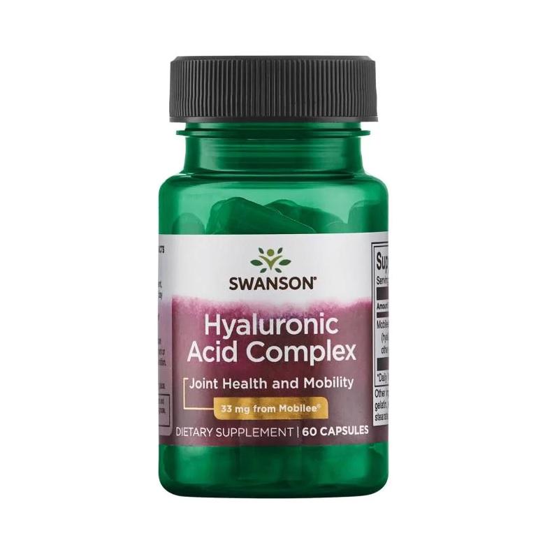 Swanson Hyaluronic Acid Complex