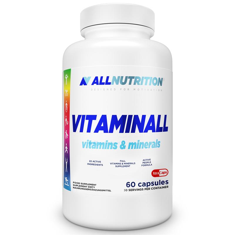 ALLNUTRITION VitaminALL Vitamins & Minerals