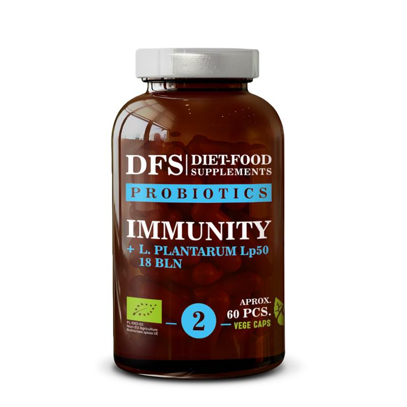 Diet Food IMMUNITY PROBIOTYK