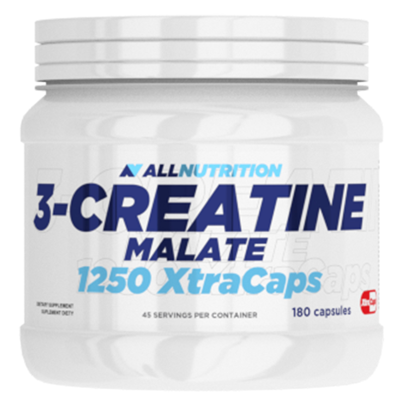ALLNUTRITION 3-Creatine Malate XtraCaps