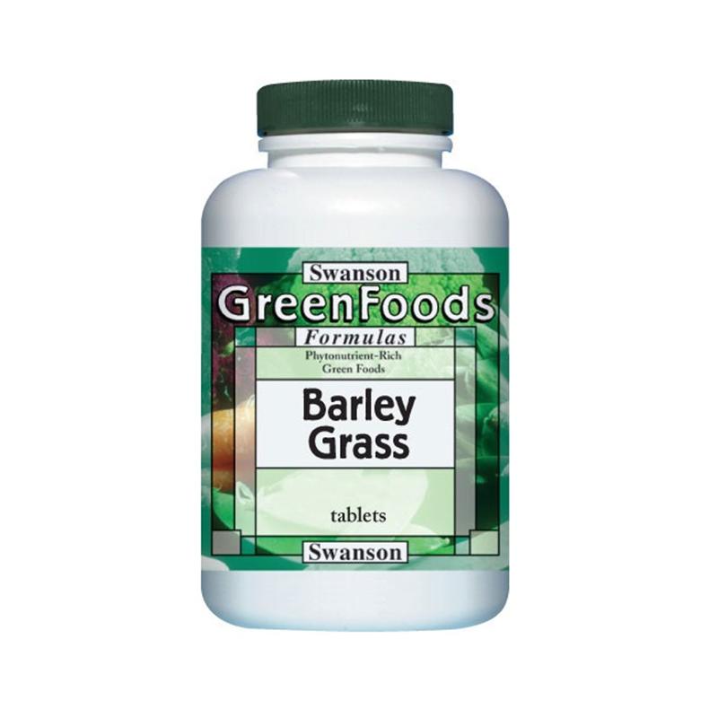 Swanson Barley Grass