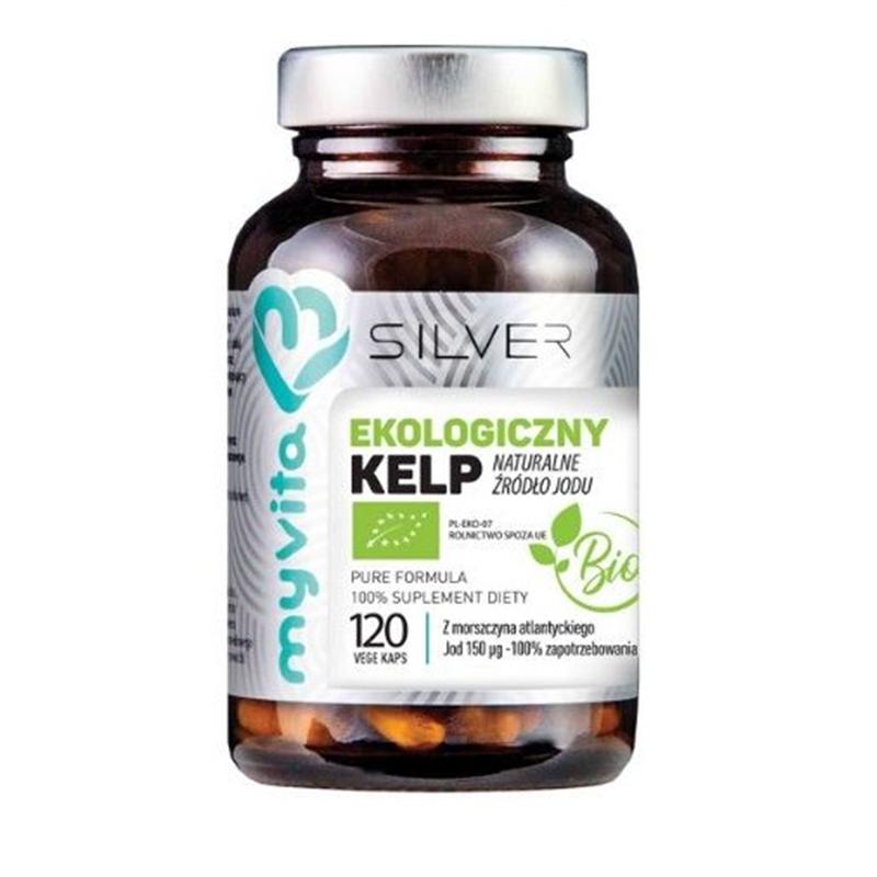 MyVita Silver Pure 100% Kelp BIO