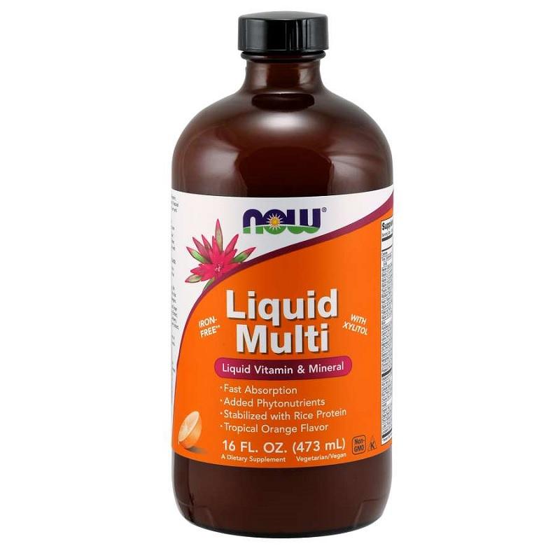 Now  LIQUID MULTI