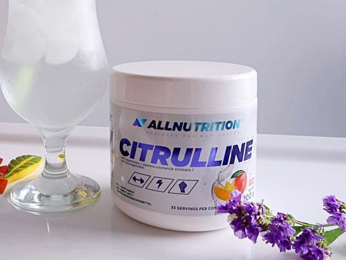 Co to jest cytrulina? Jak działa i jakie przynosi efekty?