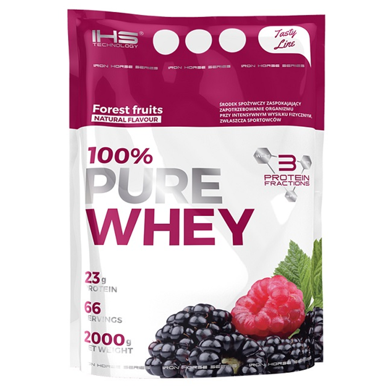 Iron Horse 100% Pure Whey