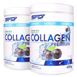 2x Collagen Premium 400G