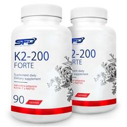 2x K2-200 Forte 90tab