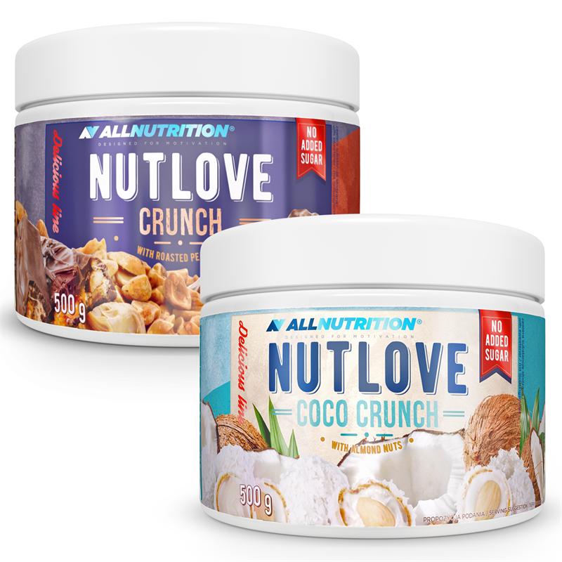 ALLNUTRITION 2x Nutlove 500g (Zestaw)