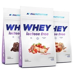 3x Whey Lactose Free 700g