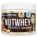 ALLNUTRITION Nutwhey Peanut Caramel (500g)
