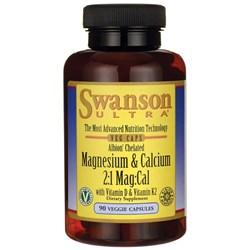 Albion Chelated Magnesium & Calcium 2:1