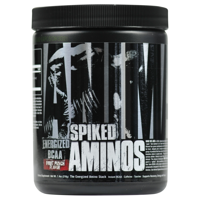 Universal Nutrition Animal Spiked Aminos