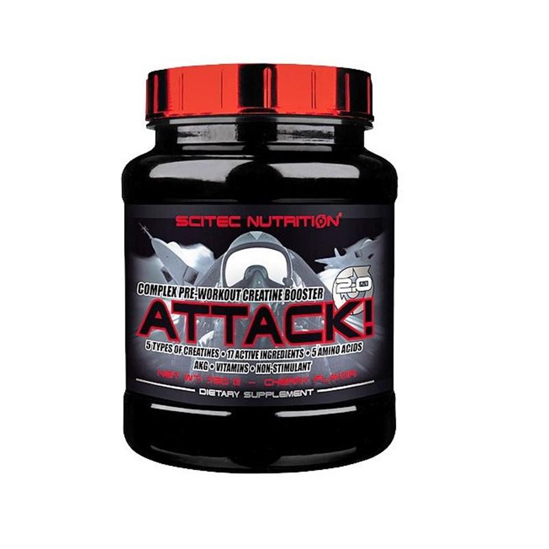 Scitec nutrition Attack 2.0