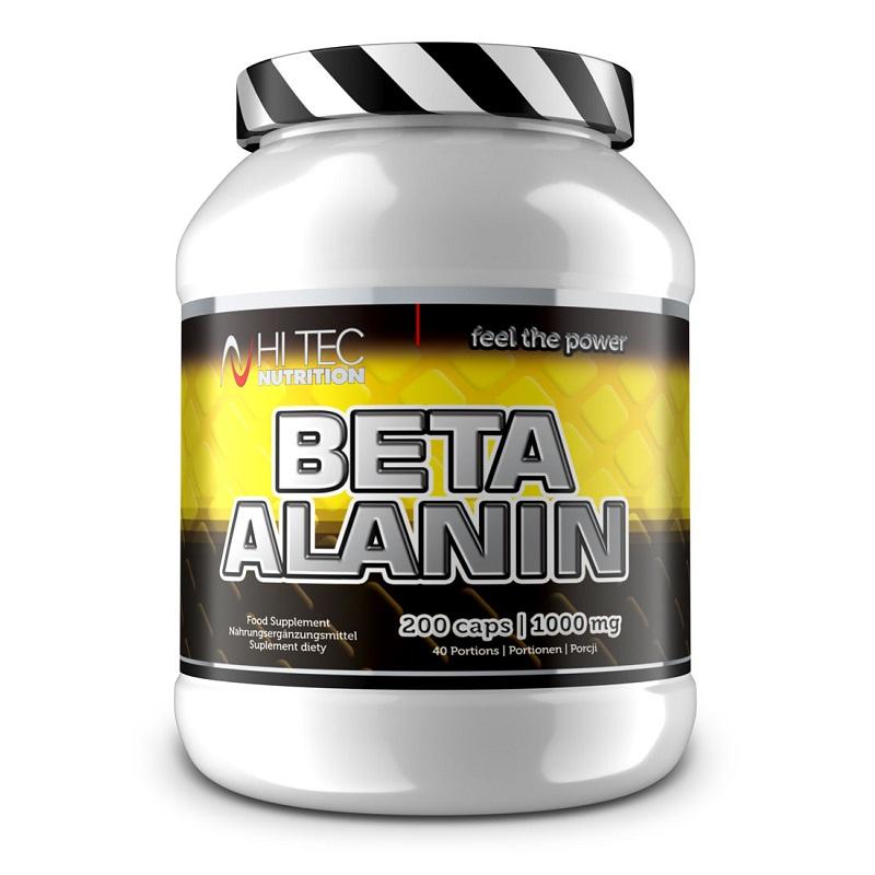 Hi-Tec Nutrition Beta Alanin