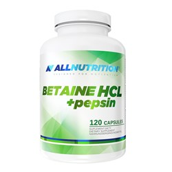Betaine HCL + Pepsin