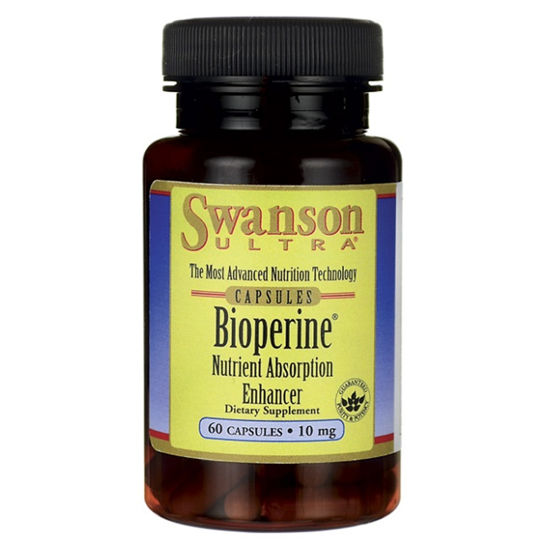 Swanson Bioperine Nutrient Absorption Enhancer