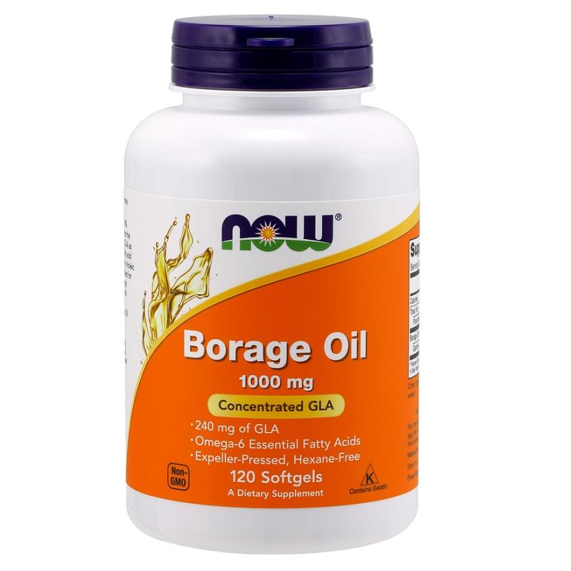 Now Borage Oil