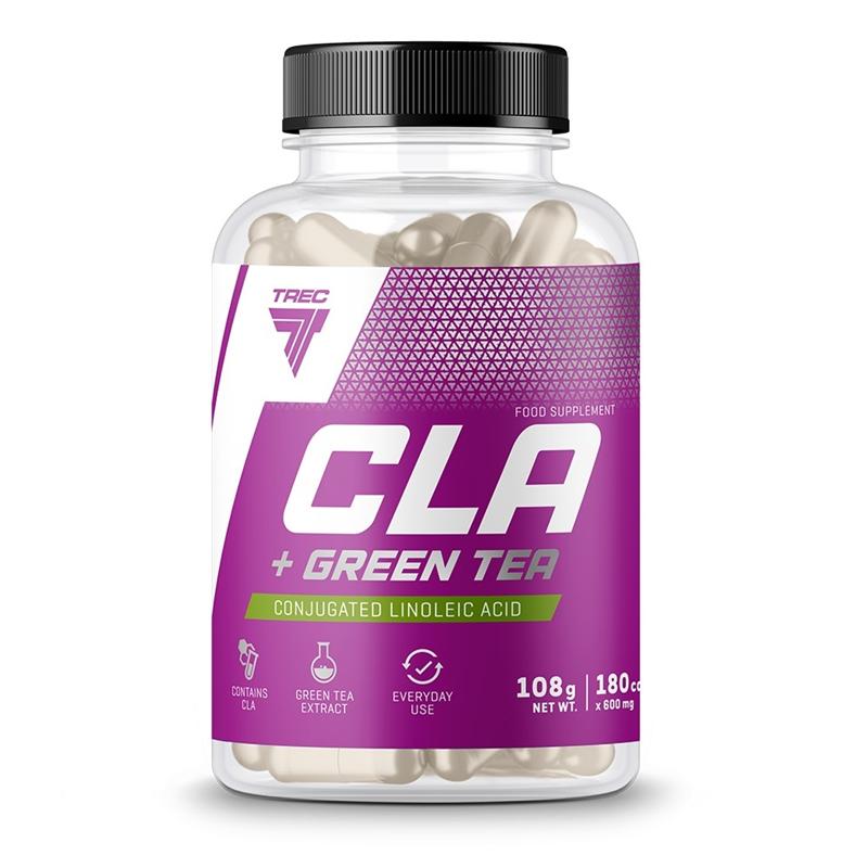 CLA & Green Tea