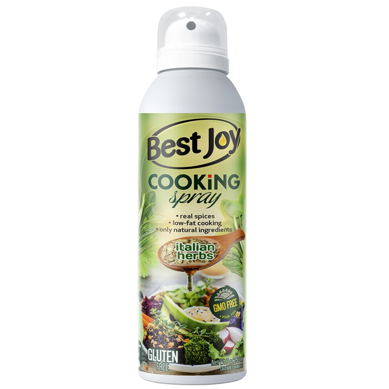 Best Joy Cooking Spray Italian Herbs