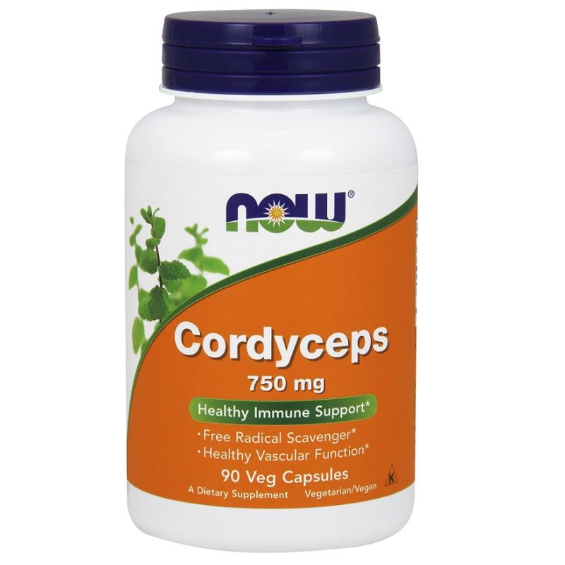 Now Cordyceps