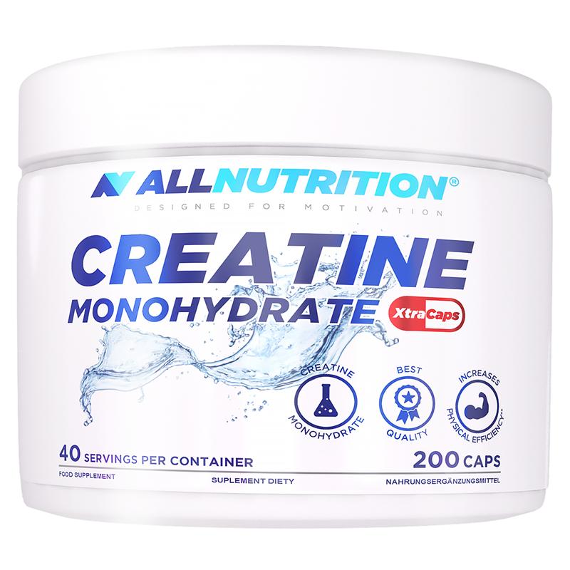ALLNUTRITION Creatine Monohydrate XtraCaps