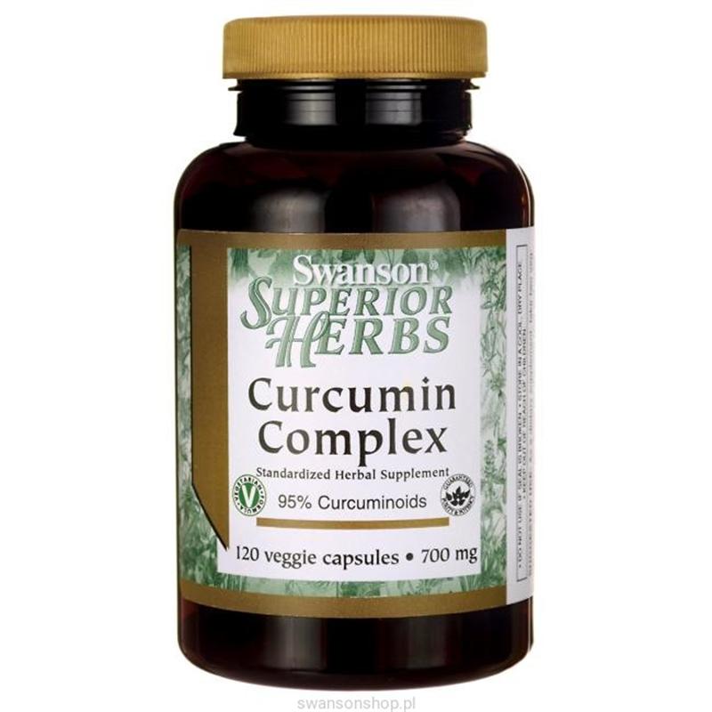 Swanson Curcumin Complex