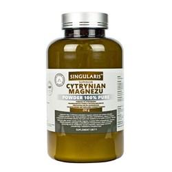 Cytrynian Magnezu Powder 100% Pure
